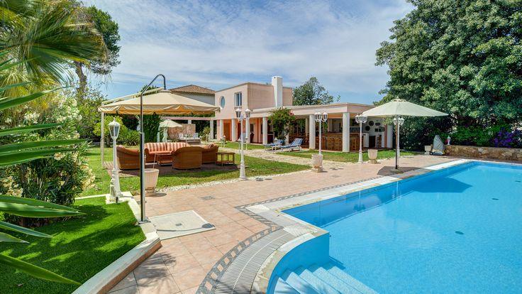 Mallorca : Designervilla im Süden, Son Veri Nou http://www.casanova-immobilienmallorca.de/de/suchergebnis/2571301/Immobilien-Mallorca-kaufen-Designer-Villa-mit-Gaestehaus