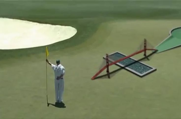 This Would Definitely Make Golf More Exciting To Watch