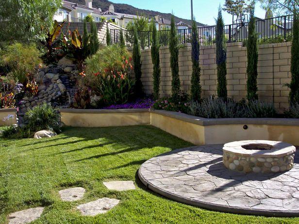 249 best images about the garden on pinterest gardens for Italian landscape design