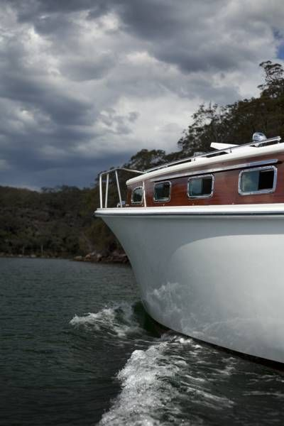 Halvorsen Motor Cruiser: for Sale | Timber | New South Wales (NSW) - Sydney | Boats Online