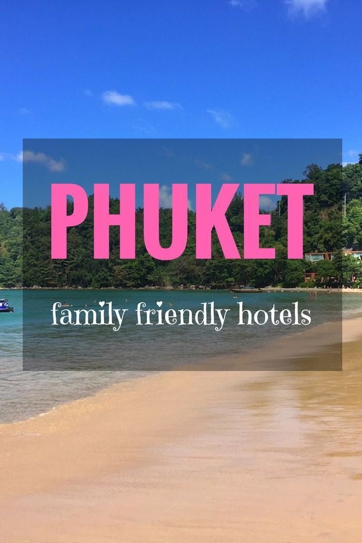 Phuket is perfect for a family vacation. If you are deciding where to stay in Phuket with kids, here we give you our pick of the best family resorts in Phuket.