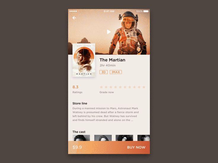 UI Interactions of the week #37 – Muzli -Design Inspiration