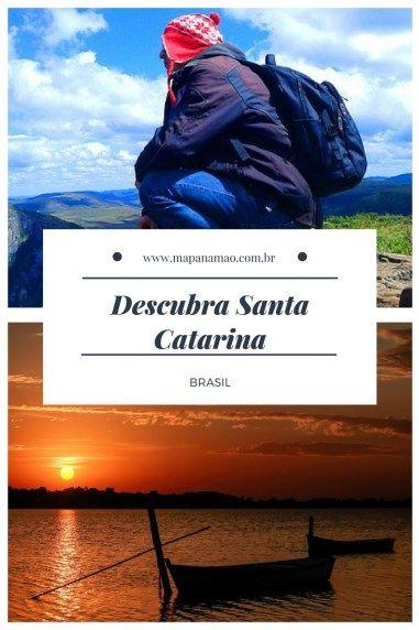Neste post te dou 10 motivos para descobrir e te encantares por Santa Catarina.