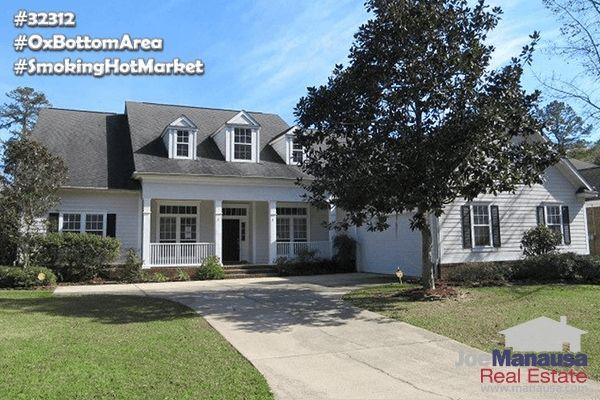 54 Homes For Sale In The SMOKING HOT Ox Bottom Area http://jmre.ws/z4k3 #realestate #tallahassee #homesforsale #OxBottomArea