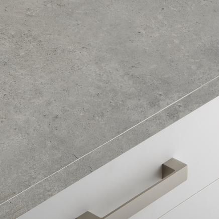 Howdens Laminate Light Stone Effect Worktop