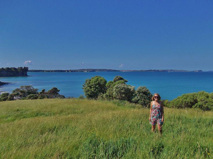 Summer at Long Bay, Auckland. Taken by Jon Reid