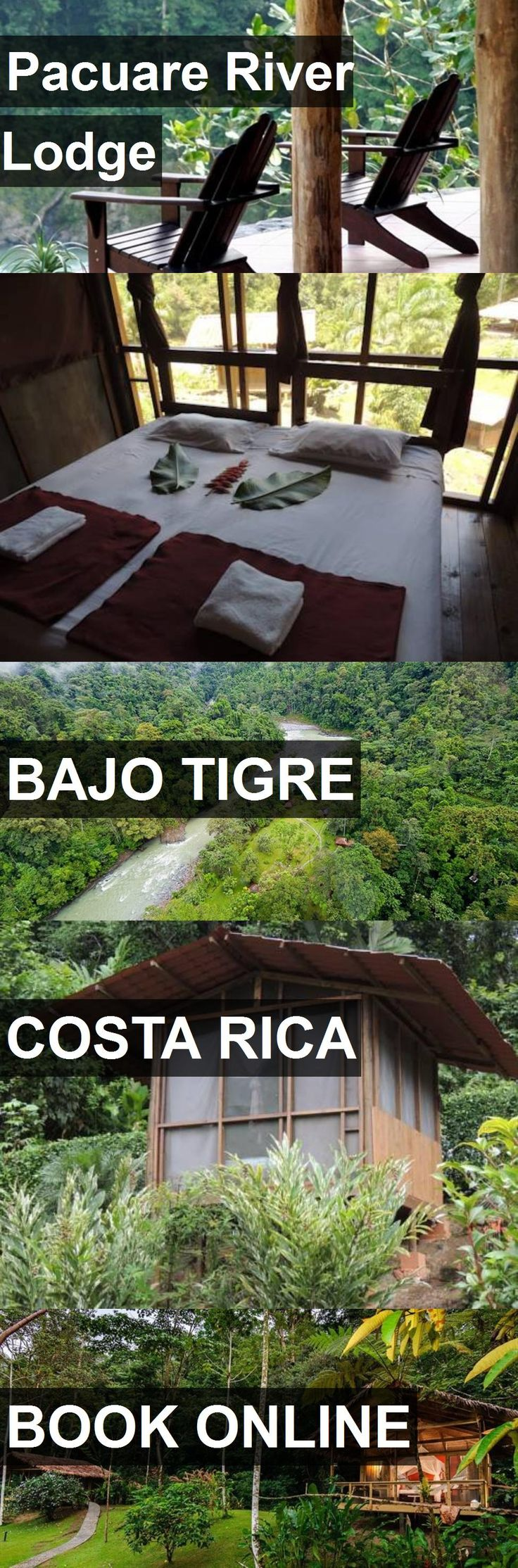 Hotel Pacuare River Lodge in Bajo Tigre, Costa Rica. For more information, photos, reviews and best prices please follow the link. #CostaRica #BajoTigre #travel #vacation #hotel
