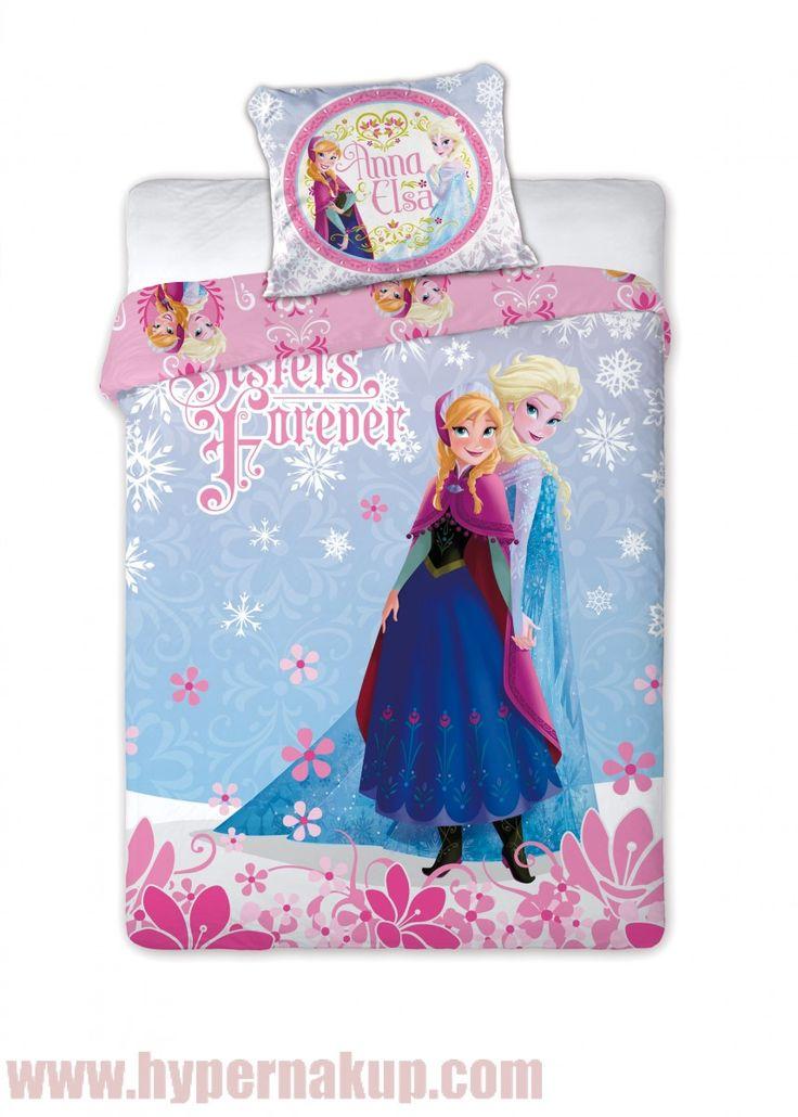 Detské obliečky Disney Frozen 100 x 135 cm
