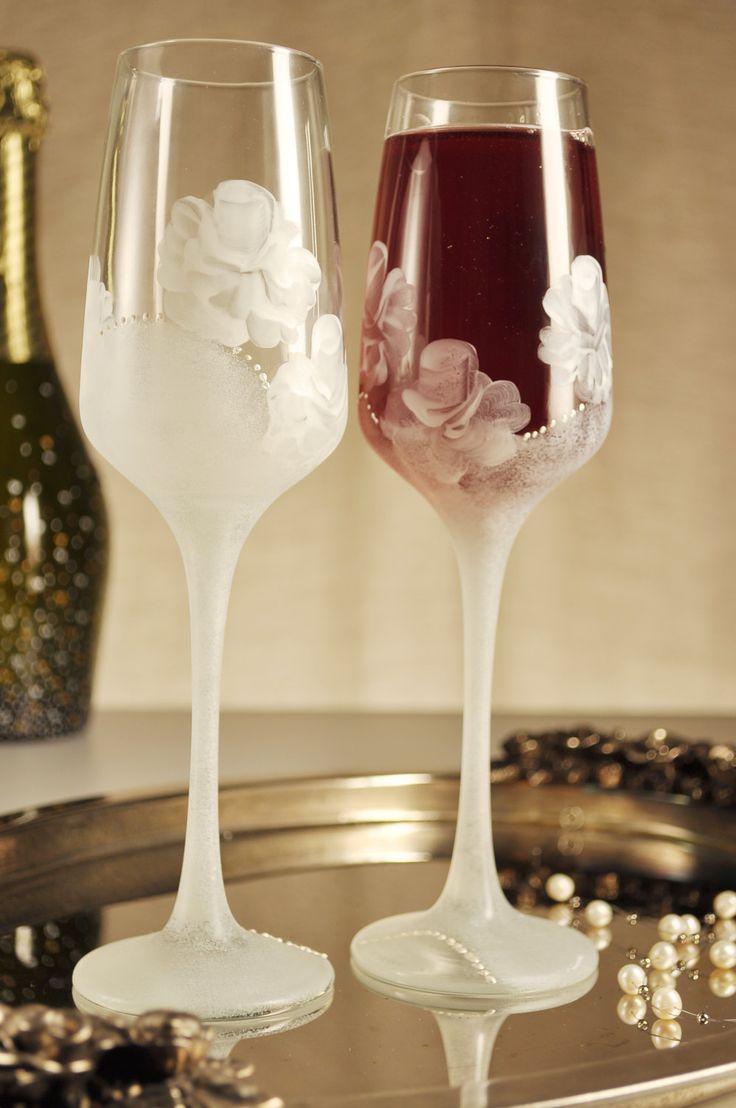 57 best Champagne glasses images on Pinterest