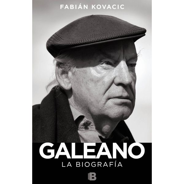 Galeano : la biografía / Fabián Kovacic http://cataleg.ub.edu/record=b2165364~S1*cat La primera biografía que se ha publicado sobre Eduardo Galeano es un juego de cajas chinas de donde emerge la figura de un hombre político, de un periodista, de un escritor que ha entramado como pocos el transcurrir de una vida con la historia con mayúsculas. #llengmodernes_nov15