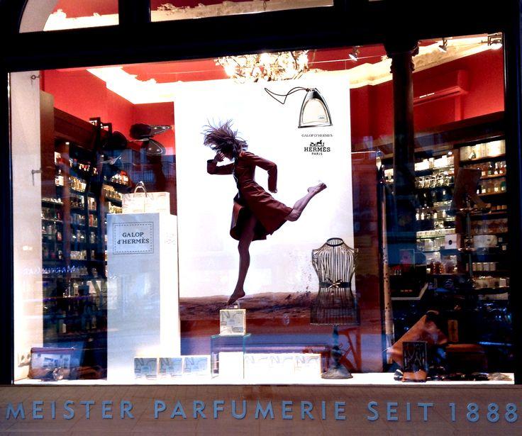 HERMES Galop d'Hermès - Jetzt vor Ort in der MEISTER Parfumerie  #hermes #meister_parfumerie #hamburg #hermes_paris #nischenduft