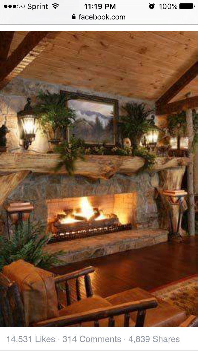 60 besten Fireplaces Bilder auf Pinterest   Kamine, Innenarchitektur ...