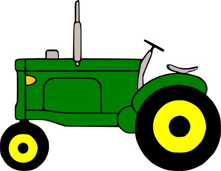 I had a request today for a tractor. What do you think? Click here to download