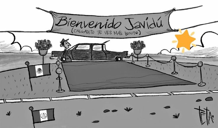 Javier Duarte Twitter
