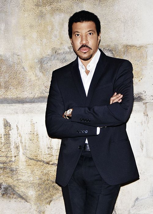 An Oscar, 5 Grammys, 16 American Music Awards, and a Golden Globe... NBD. Lionel Richie is coming to Austin, y'all. Soak it in.