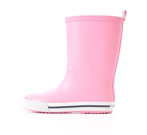 Pink Tall Gumboots