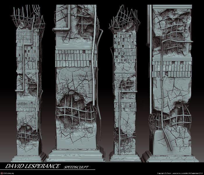 david-lesperance-specifications | Visualarium