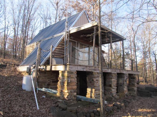125 best images about foundation on pinterest decks for Off grid cabin foundation