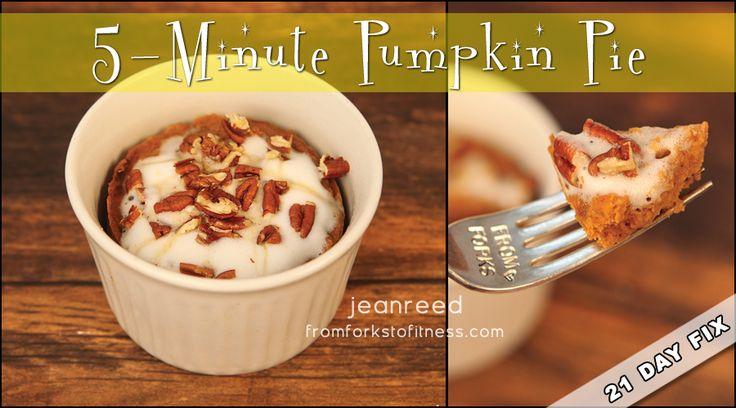 21 Day Fix Pumpkin Pie Facebook: hotbodyhealthymind for videos :) www.hotbodyhealthymind.com for challenges