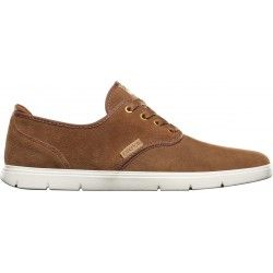 Chaussure Skate Emerica Wino Cruiser LT Brown Brown