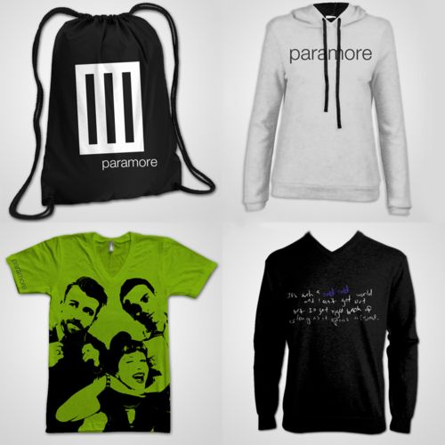 1000+ images about paramore stuff on Pinterest Paramore Merch
