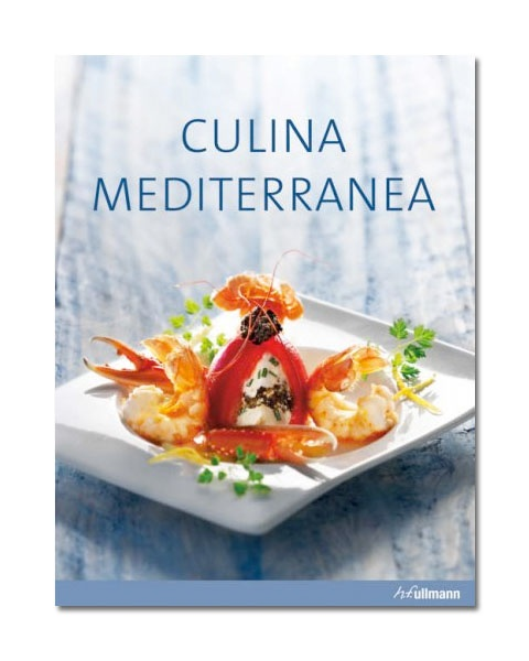 Book - Culina Mediterranea - Cook Book - Recipes   $55