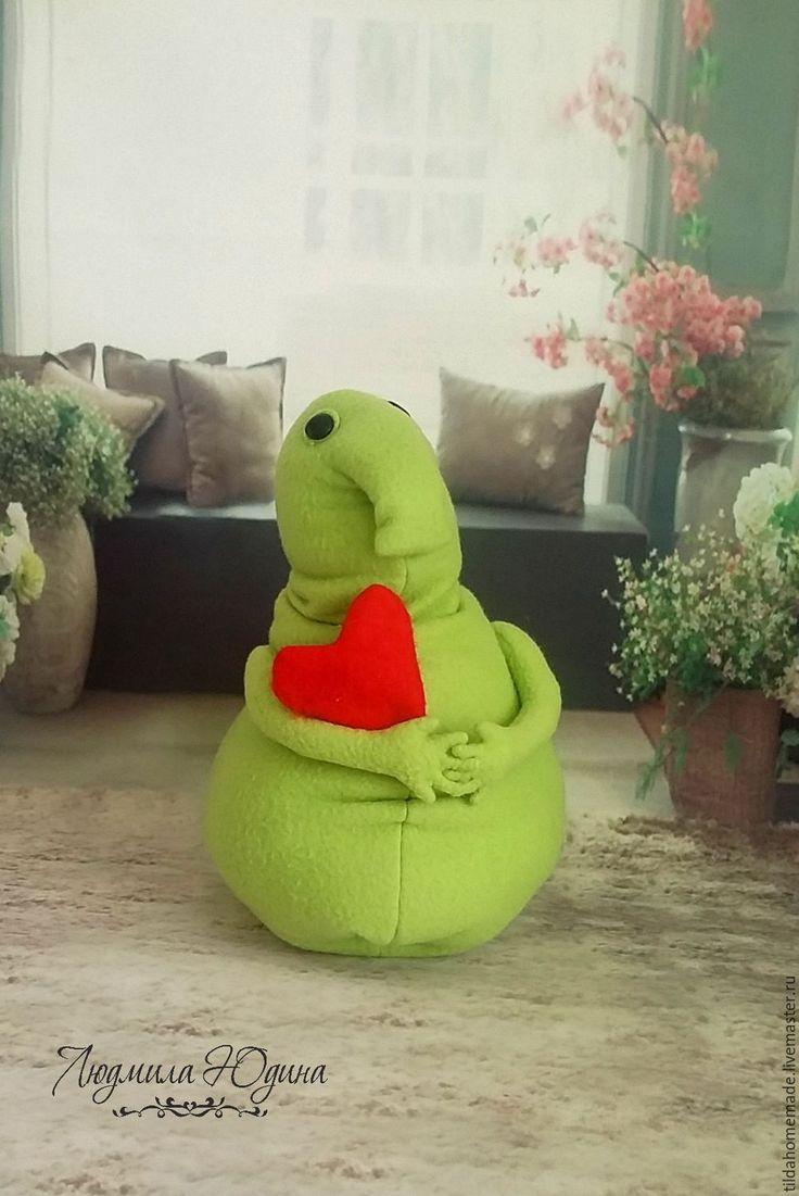 Купить Ждун - салатовый, мем ждун, ждун, мем, интернет игрушки, интернет образы