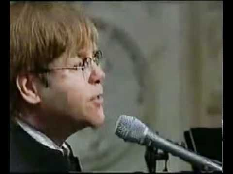 Princess Diana Funeral - Elton John - Candle In The Wind (Goodbye England's Rose) tearjerker by a genius