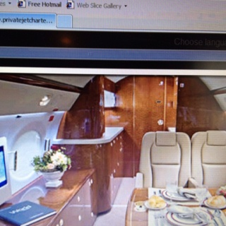 Interior of the Gulf stream jet.  A dream!