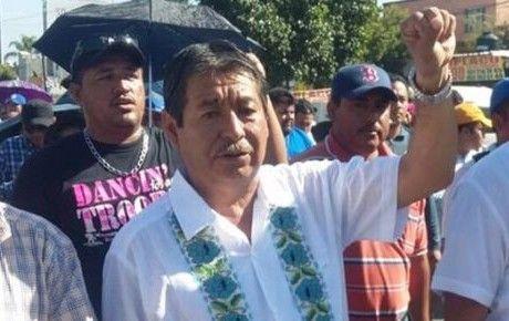 Rubén Núñez, líder de la sección 22 de la CNTE es hospitalizado