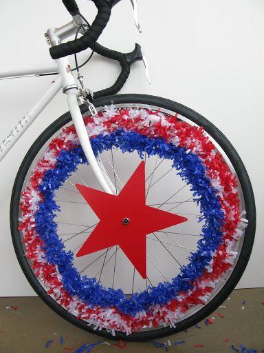 Bike Parade - The Crafts Dept.