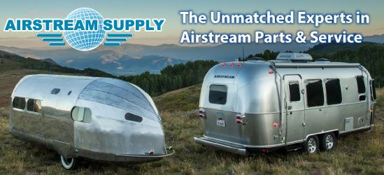 Airstream Parts for Vintage and New Airstreams