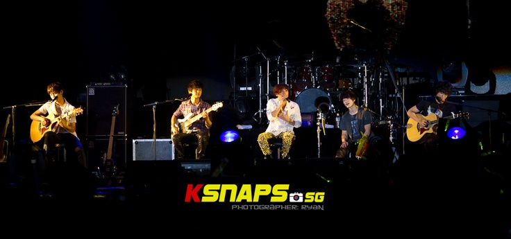 Relive Play! FT Island Concert Singapore!