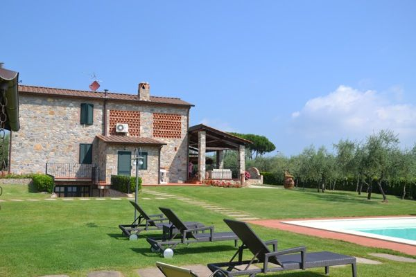 Holiday Home in Lucca (Tuscany) Le Due Lanterne