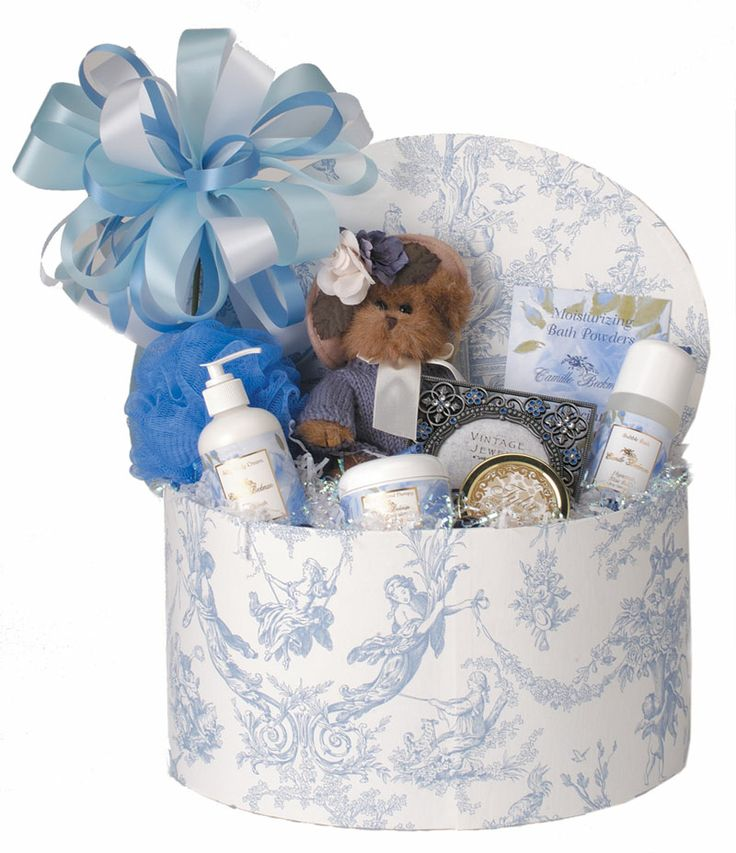 7 best Baskets images on Pinterest | Christmas presents, Spa gift ...