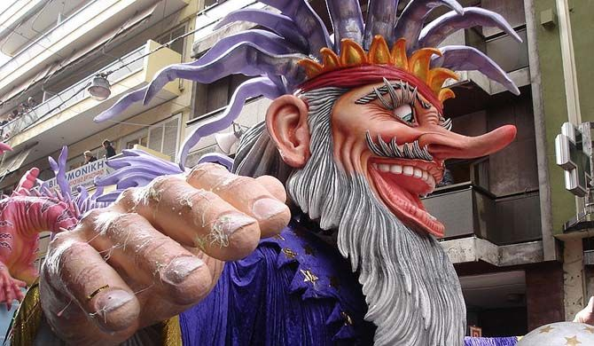 The Patras Carnival, Patrino karnavali is the largest event of its kind in Greece and one of the biggest in Europe. It has more than 180 years of history. The e... Get more information about the Patras Carnival on Hostelman.com #event #Greece #culture #travel #destinations #tips #packing #ideas #budget #trips #carnival