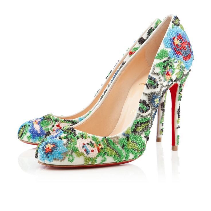Christian Louboutin Special Occasion Shoes for Women 2013