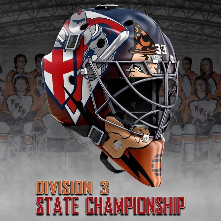 Hockey Goalie Mask Mockup Templates Designs Using Sportstemplates