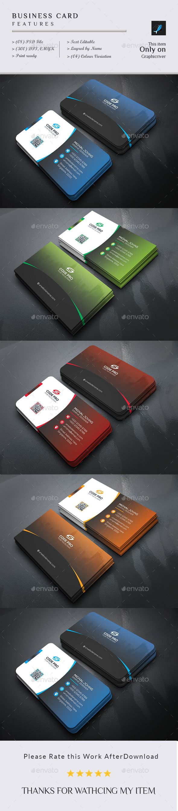 1323 Best Bussiness Card Design Images On Pinterest Corporate