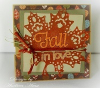 A Project by scrapcrazed from our Cardmaking Gallery originally submitted 10/15/10 at 07:54 PM