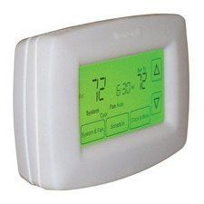 RTH7600D1006/E 7DAY THERMOSTAT by Honeywell. $97.99. mfr: HONEYWELL CONSUMER PRODUCTS 7-DAY PROGRAMMABLE THERMOSTAT Easy to use touch screen display thermostat Universal compatibility Extra large back lit screen Menu driven programming Filter change reminder RTH7600D1006/E 7DAY THERMOSTAT COLOR:White