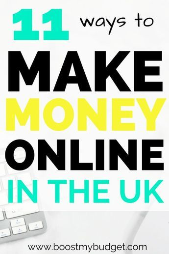 11 Tried-and-Tested Ways to Make Money Online in the UK – Ways To Make Money Online