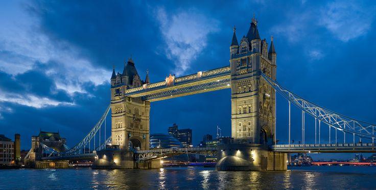 Tower Köprüsü – Londra, Birleşik Krallık