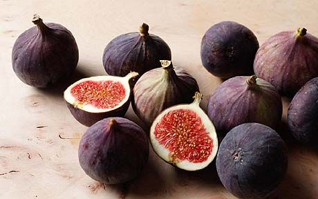 Make the most of a bumper crop of figs by drying them in the oven, says Helen   Yemm
