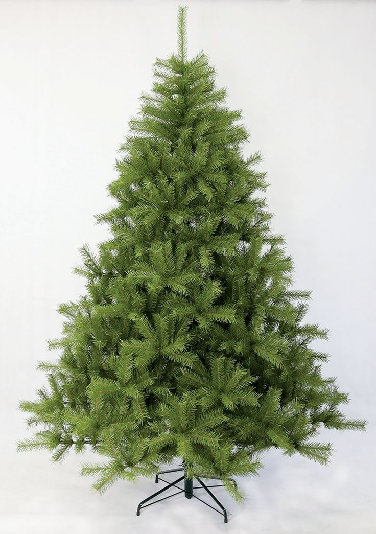 Artificial Unlit Christmas Trees