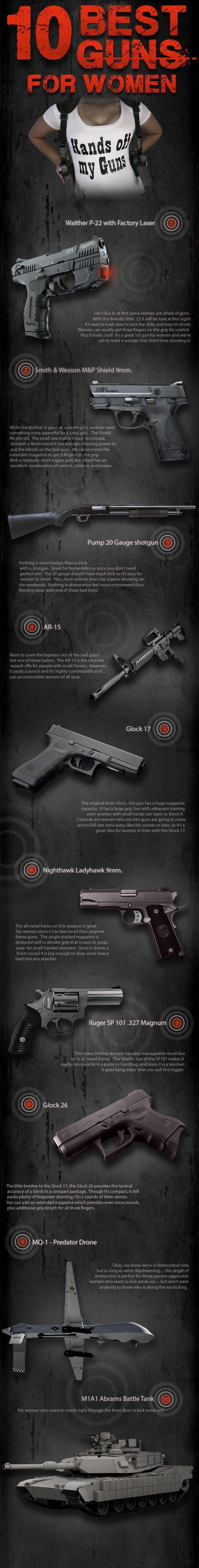 10-best-guns-for-women
