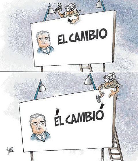 El Cambio--accent marks, past teach preterite earlier - unit 7A Realidades 1