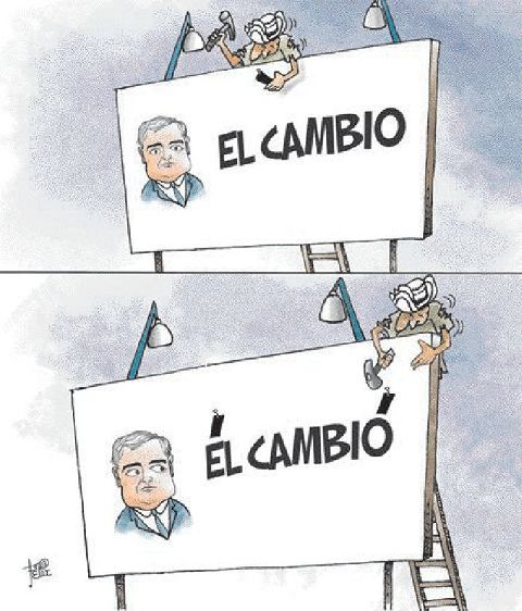 Political Cartoons - A Great Tool To Learn Spanish - Panama Guide