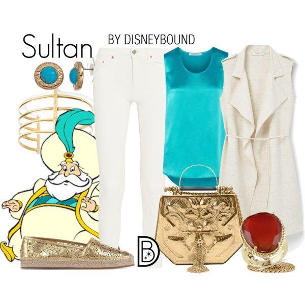Disney Bound - Sultan
