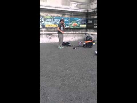 Beatbox Harmonica Kensington London . Amazing - YouTube